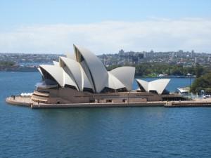 Como llegar a Australia en barco