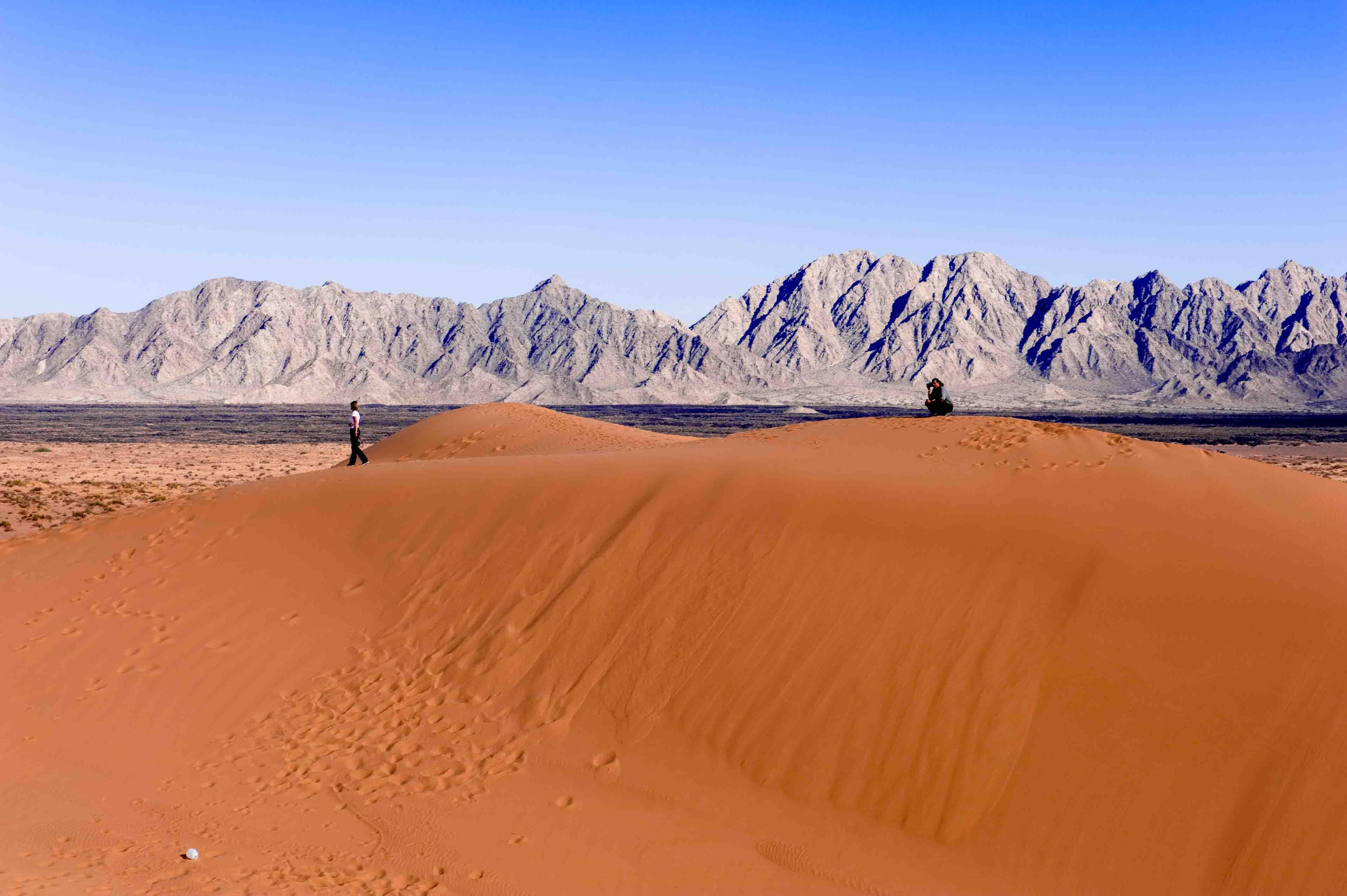Ecoturismo en el Pinacate y Gran Desierto de Altar