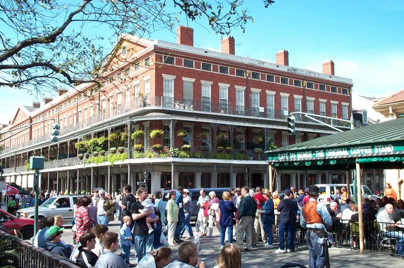 Descubre los mejores vuelos a Nueva Orleans