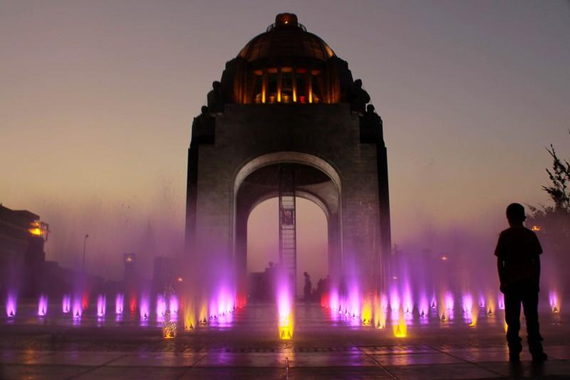 Los miradores en la Ciudad de Mexico