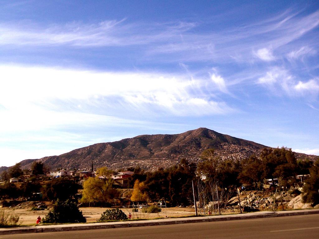 Lugares turisticos de Baja California Tecate