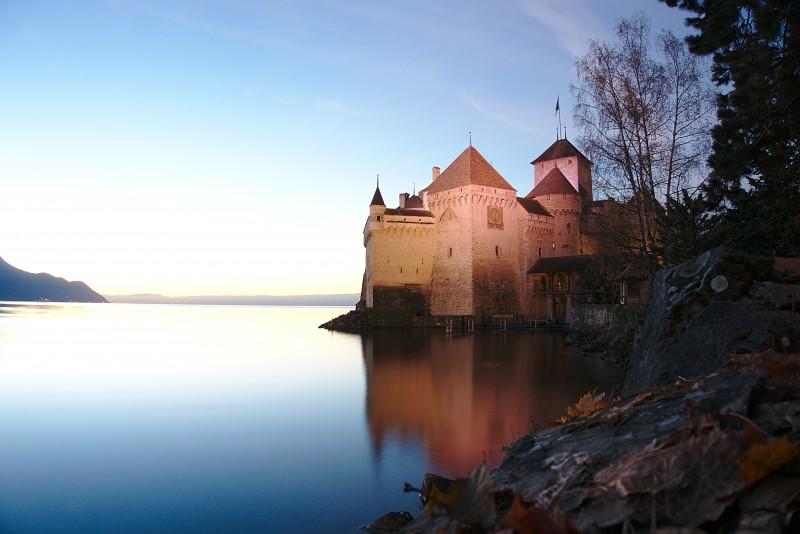 Vuelos baratos a Ginebra A orillas del lago Leman