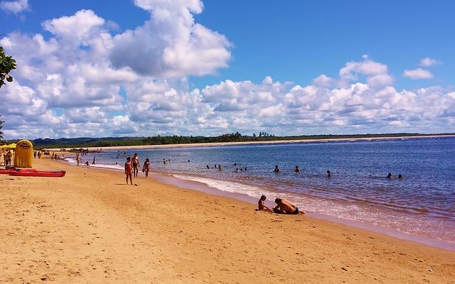Itacare entre las mejores playa de Brasil