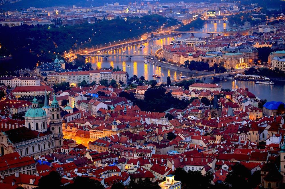 Las mejores ofertas de hoteles en Praga