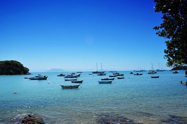 Buzios, romance en las playas de Brasil