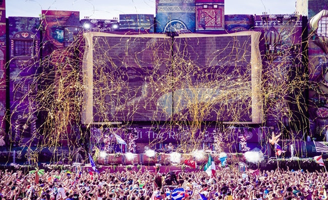 Vibra con los festivales de música electrónica