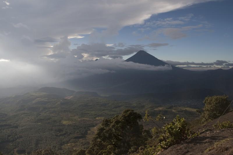 Deportes extremos en Guatemala: Trekking