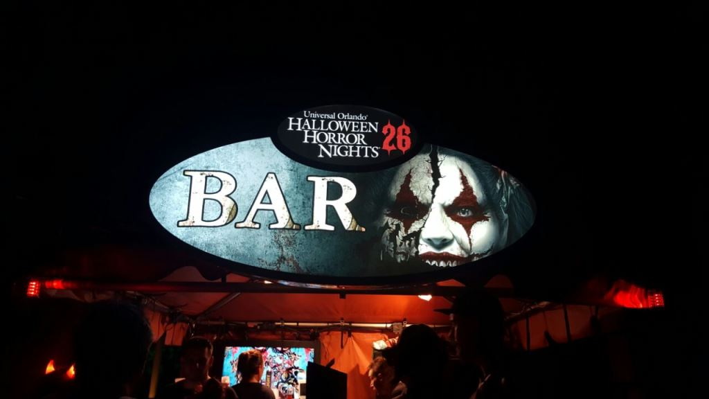 Halloween Horror Nights® Orlando 2016